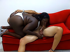 Chyna White's thick body gets fucked